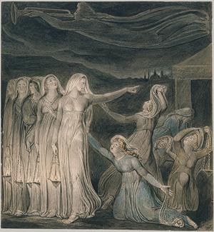 William Blake (British, 1757–1827)
