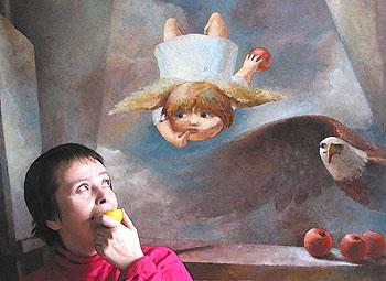 картина Лисси Муссу (Зои Чернаковой)